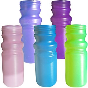 Sun Fun Cycle Sport Bottle - 20 oz. Image 2 of 4