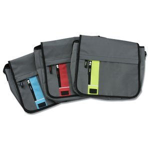 Motivated Business Messenger Bag