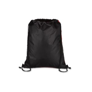 Colorblock Drawstring Sportpack Image 1 of 2