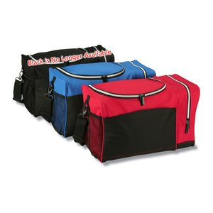 Day Tripper Duffel Cooler - Embroidered Image 1 of 3