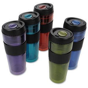 Malia Travel Tumbler – Colors - 16 oz. – Exclusive Image 2 of 2