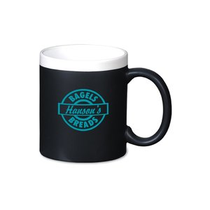Chalk It Up Ceramic Mug - 11 oz. - 24 hr Image 1 of 2
