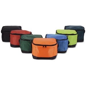 6-Pack Insulated Cooler Bag - 24 hr Image 4 of 4