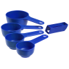 Vivid Color Measure-Up Cup Set - Opaque Image 1 of 1