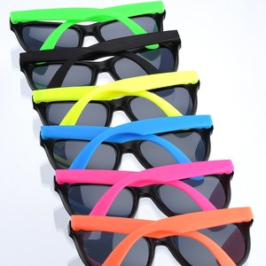 Junior Neon Sunglasses Image 1 of 1