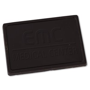 Molded Chocolate Bar - 1 oz. Image 1 of 6