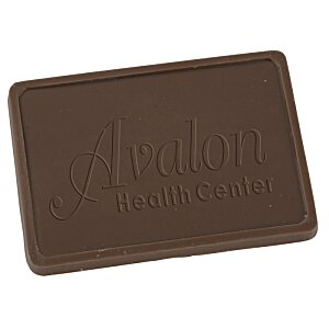 Chocolate Treat - 1 oz. - Rectangle Image 1 of 1