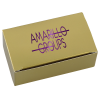 View Image 3 of 4 of Truffles - 2 Pieces - Gold Box