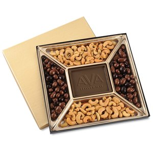 Treat Mix - 1.25 lbs. - Gold Box - Milk Chocolate Bar Image 1 of 6