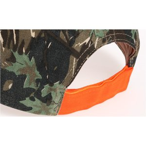 Two-Tone Camouflage Cap Image 1 of 1