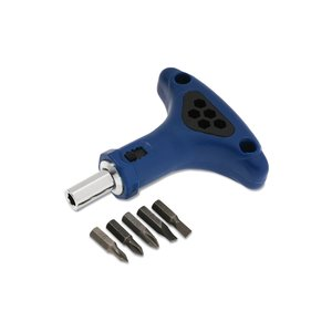 Easy Grip Ratchet Screwdriver Image 1 of 1