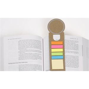Bookmark Ruler w/Note and Flag Set - Round Image 2 of 2