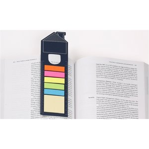 Bookmark Ruler w/Note and Flag Set - House Image 1 of 2