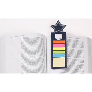 Bookmark Ruler w/Note and Flag Set - Star Image 1 of 2
