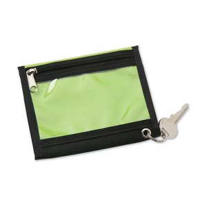 Wallet with Split Ring - Overstock Image 2 of 2