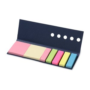 Bright Flag Ruler Sticky Set - Closeout