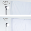 View Extra Image 4 of 4 of Premium Splash Floor Display - 7' - Front Graphic