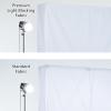 View Extra Image 4 of 4 of Premium Splash Floor Display - 7' - Wrap Graphic