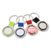 Spinner Key Tag – Round