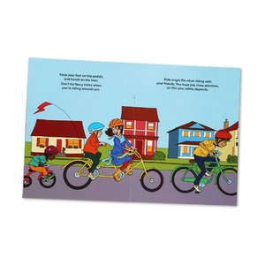 My Storybooks - Bicycle Safety Image 1 of 1