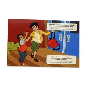 My Storybooks – No Bullying – Bilingual Image 1 of 1