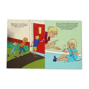 My Storybooks - Fire Safety Image 1 of 1