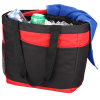 View Extra Image 2 of 5 of Convertible Cooler Tote - Embroidered