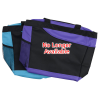 View Extra Image 5 of 5 of Convertible Cooler Tote - Embroidered