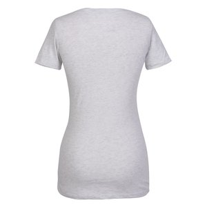 Next Level Tri-Blend Crew T-Shirt - Ladies' - White Image 1 of 1