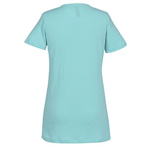 Next Level Tri-Blend Deep V-Neck T-Shirt - Ladies' - Colors Image 1 of 2