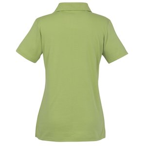 Silk Touch Interlock Polo - Ladies' Image 1 of 2