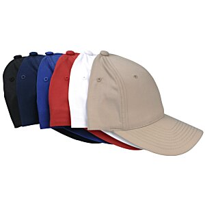 Valucap Poly Cotton Twill Cap Image 2 of 2