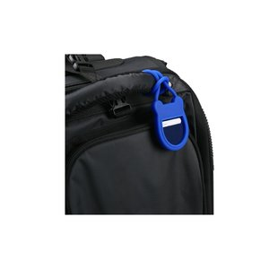 Silicone Luggage Tag - Padlock Image 2 of 2