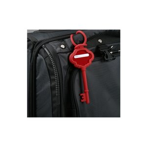 Silicone Luggage Tag - Antique Key Image 1 of 2