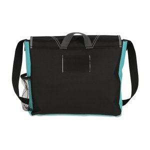 Elation Messenger Bag - Embroidered