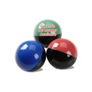 Two-Tone Bouncy Ball Image 1 of 1