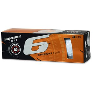 Bridgestone E6 Golf Ball - Dozen - Quick Ship Image 1 of 1