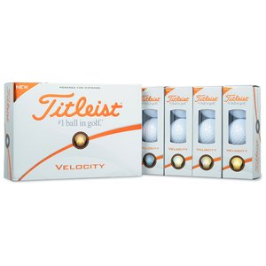 Titleist Velocity Golf Ball - Dozen - Quick Ship Image 1 of 1