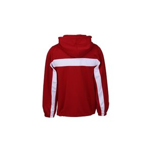 Badger Sport Brushed Tricot Hooded Jacket - Men's Image 1 of 2