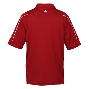adidas Climalite 3-Stripes Cuff Polo - Men's Image 1 of 1