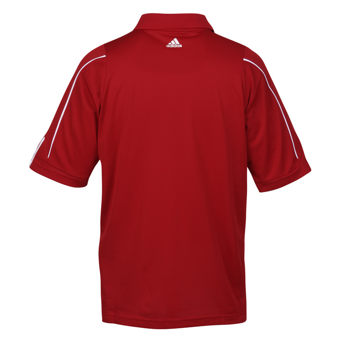 da0db4bd adidas Climalite 3-Stripes Cuff Polo - Men's