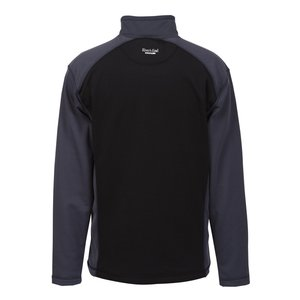 Microfleece Color Zip Pullover - Men's Image 1 of 1