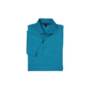 Tech Pique Performance Polo - Men's Image 2 of 2