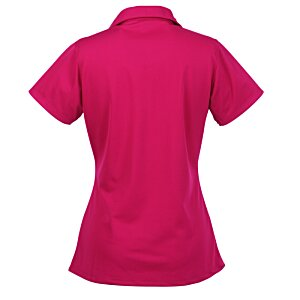 Tech Pique Performance Polo - Ladies' Image 1 of 2
