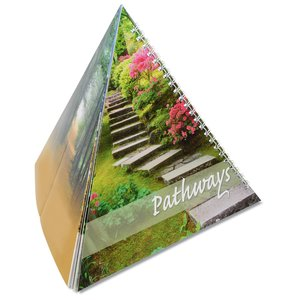 Pathways Triangle Tent Calendar Image 1 of 4