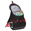 View Image 2 of 7 of Snap Close Backpack Cooler