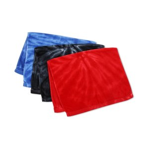 Tie Dye Sport Towel Image 1 of 1