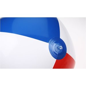 Vinyl Point of Purchase Balloon - Red/White/Blue Image 1 of 7