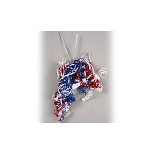 Vinyl Point of Purchase Balloon - Red/White/Blue Image 3 of 7