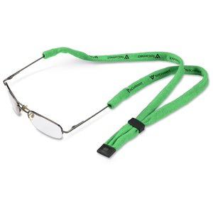 Dual-Use Cotton Lanyard/Eyewear Retainer - 1/2